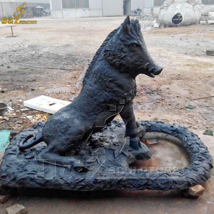 il porcellino statue