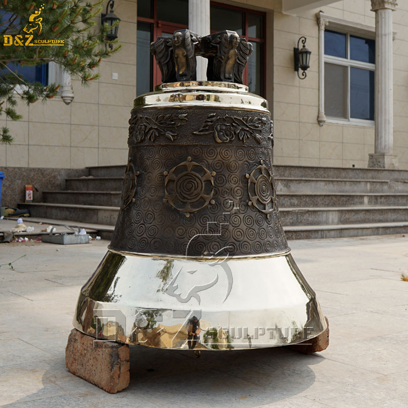 large bronze church bell for sale