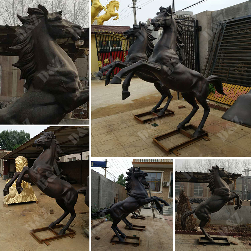 Chinese horse statue for sale