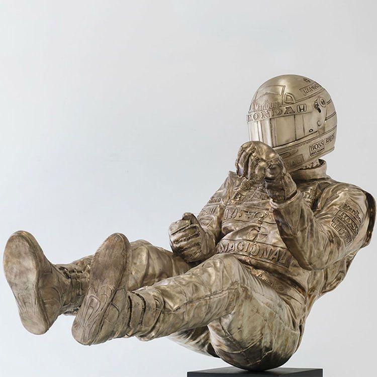 Art Deco Bronze Sculpture
