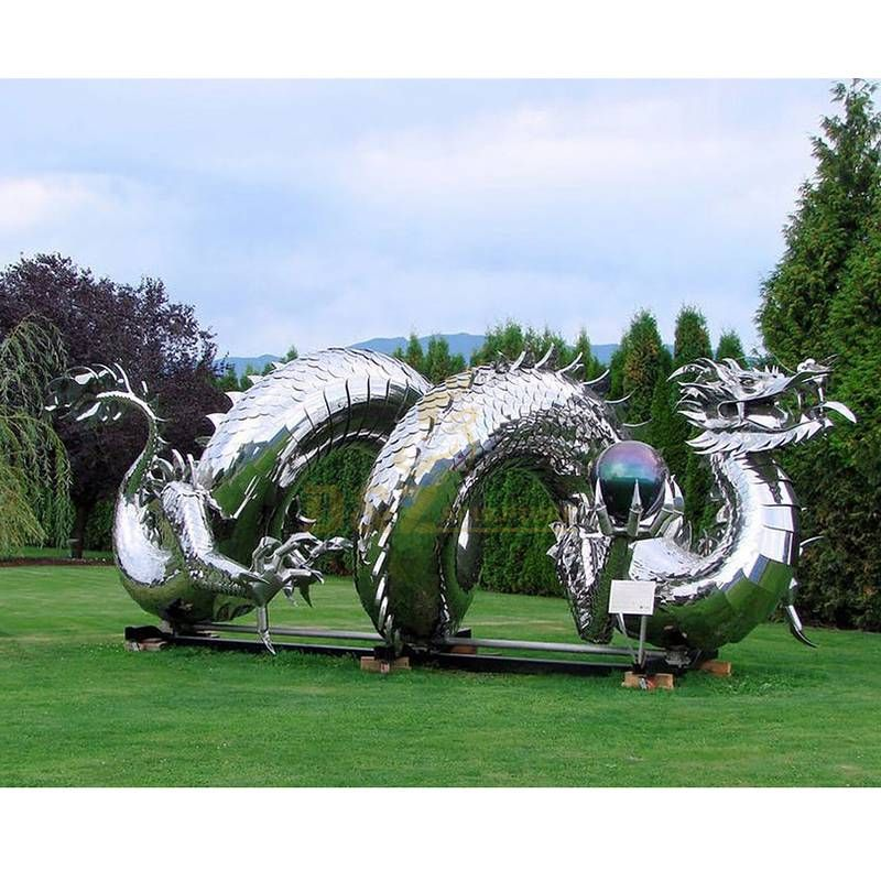 Large Size Dragon Sculpture
