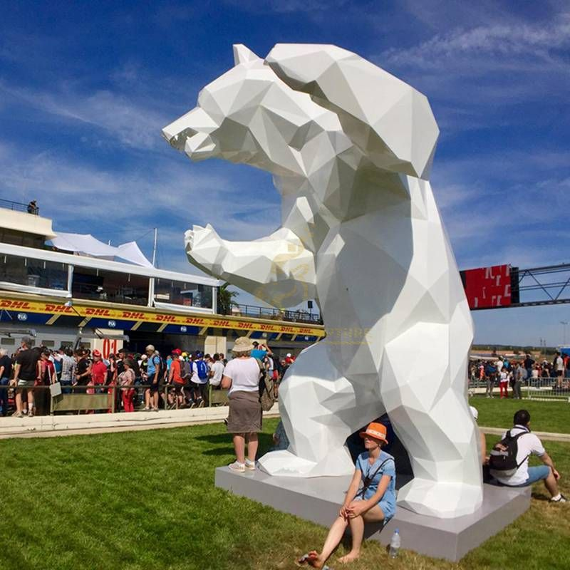 Large Size Bear Sculpture