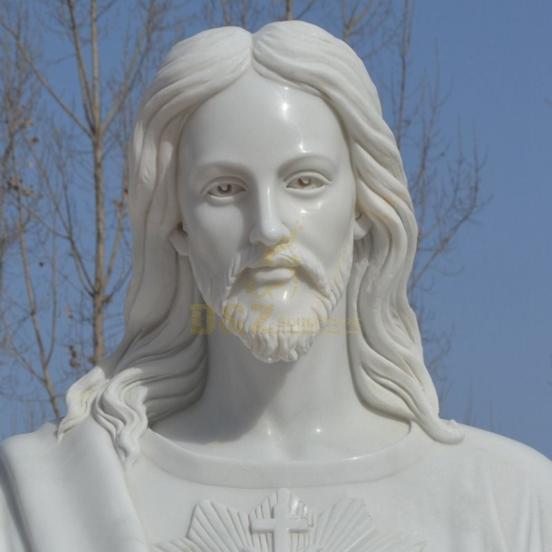 Life Size Western Religious Jesus Marble Statues