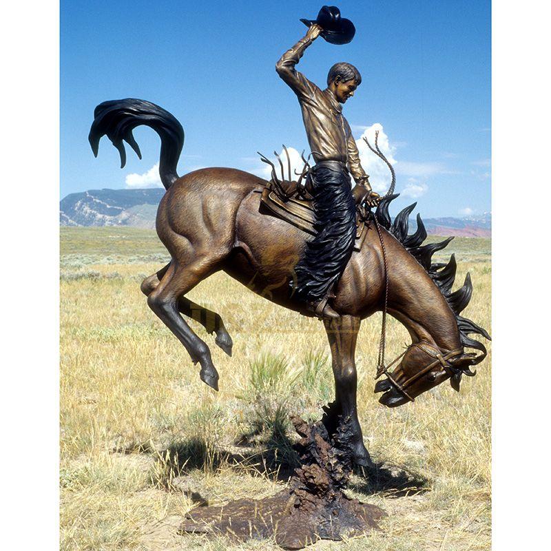 Bronze Cowboy best reactions