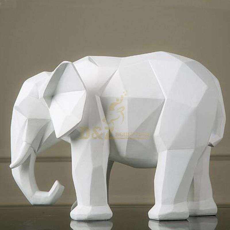 Stainless Steel Animal Elephant Sculpture