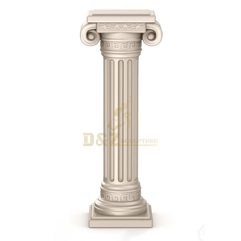 Nice Carvnig Decorative Stone Marble Column