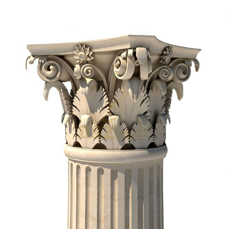 Marble Column Decorative Pillars And Columns