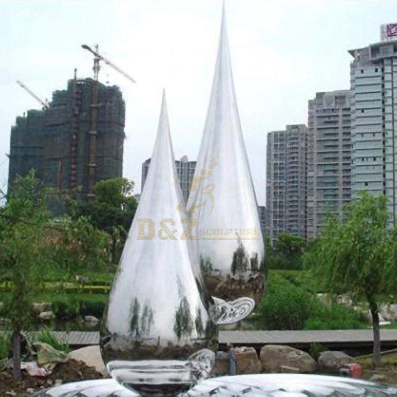Modern Abstract Art Sculpture Stainless Steel Balls Sculpture