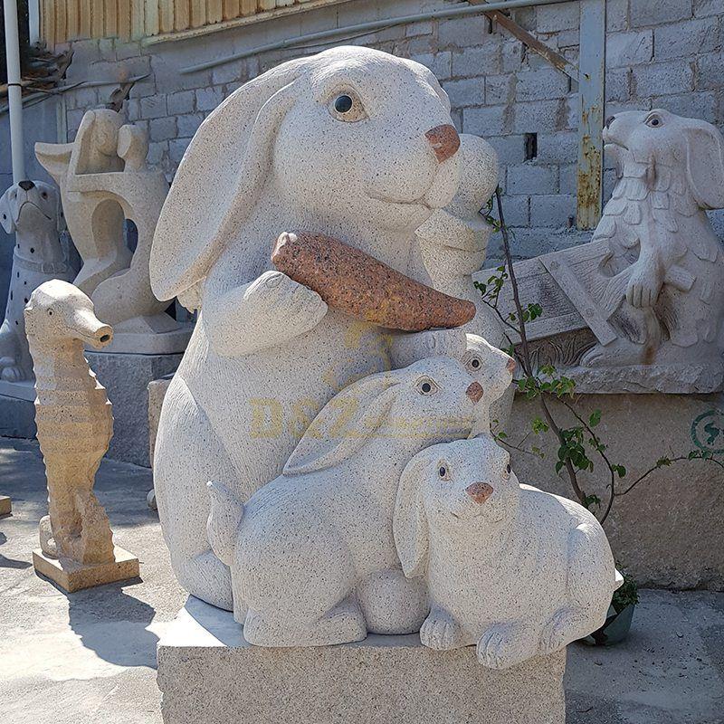 Outdoor Garden Courtyard Home Decor Animal Sculpture