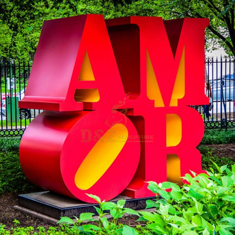 Top sale Mirror Polished Stainless Steel Metal Letters 3D Sculpture