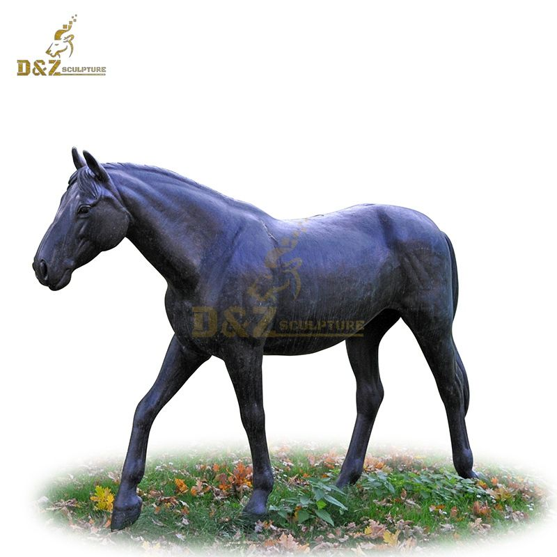 Bronze Animal Sculpture Large Outdoor Horse Statues