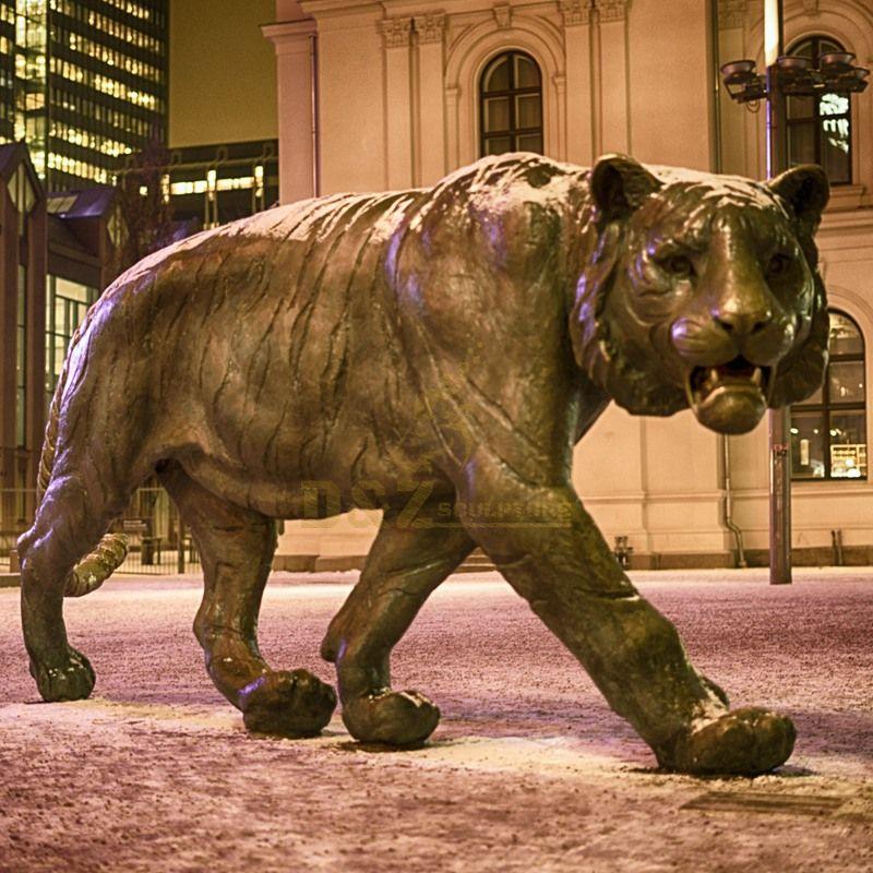 Hot sale bronze tiger statue for sale