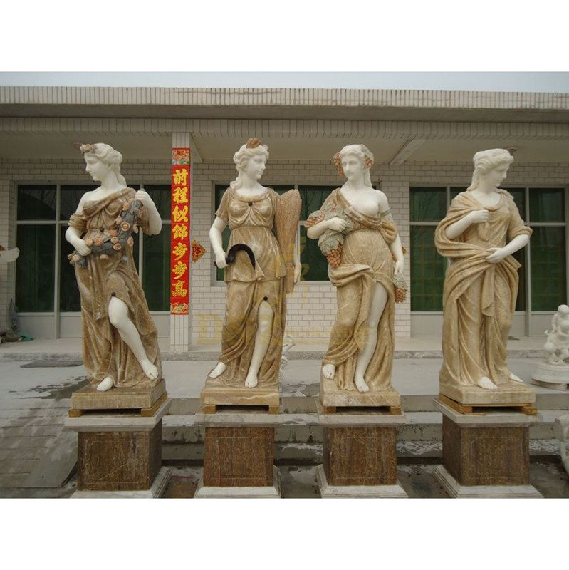 Outdoor Stone Craft Hot Adult Roman Goddess Molds For Garden Statue Figures