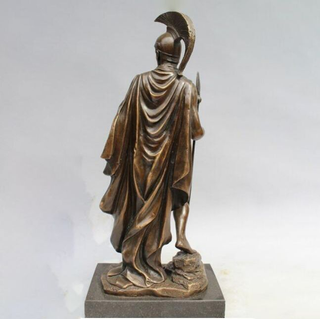 Quality Good Price Sparta Warrior Statue From China