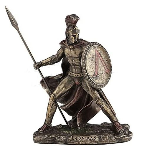 Custom Veronese Design King Leonidas statue