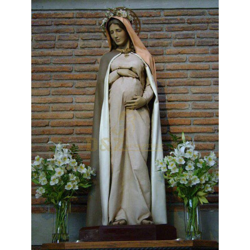New Arrival Our Lady Of Grace Figurine Catholic Religious Items