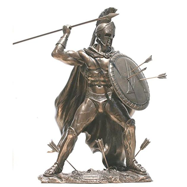 Customized color life size interior decoration roman sculpture