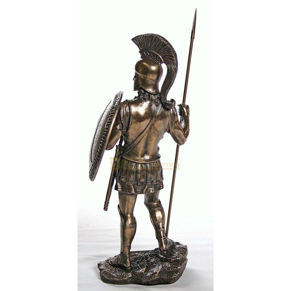 Life Size Roman Bronze Warrior Statues