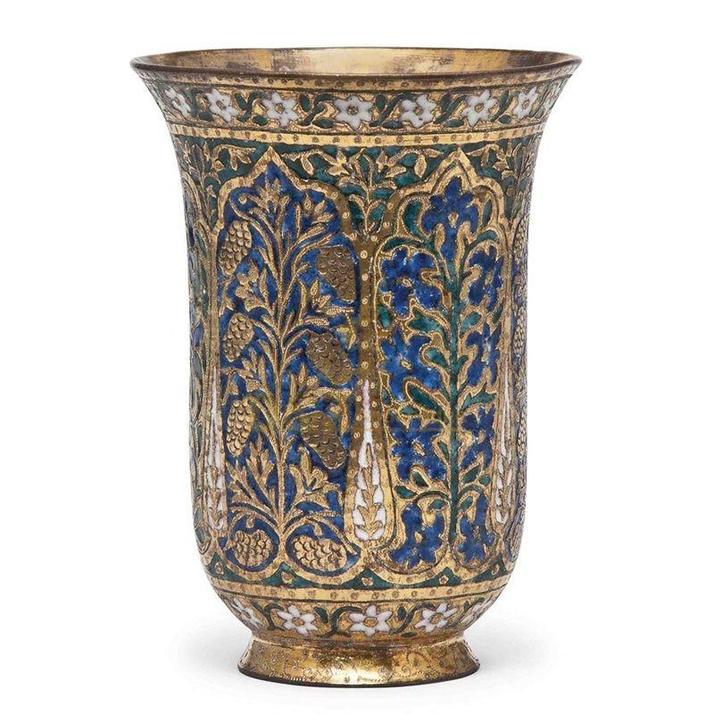 Outdoor china design brass flowerpot statue flower vases bronze sculpture