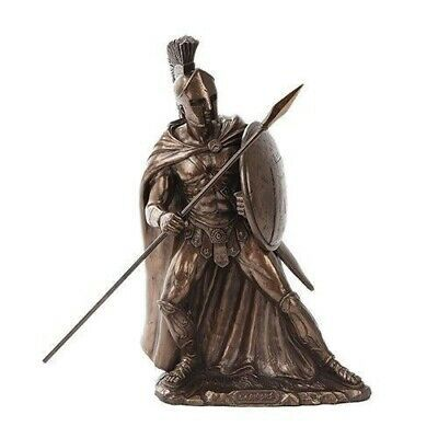 art casting sparta Warrior antique bronze roman soldiers