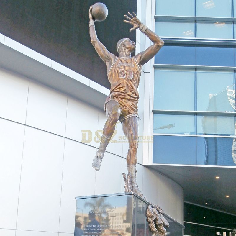 Jordan Sportsmen Life size Real Wax Sculpture for Discovery