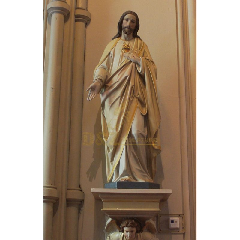 China Factory Seller Church Items Life Size Jesus Statue