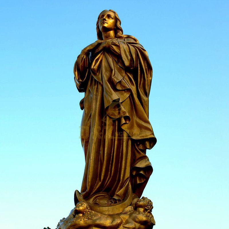 Commercial Street Project Figure Sculpture Cast Bronze Jesus Statue