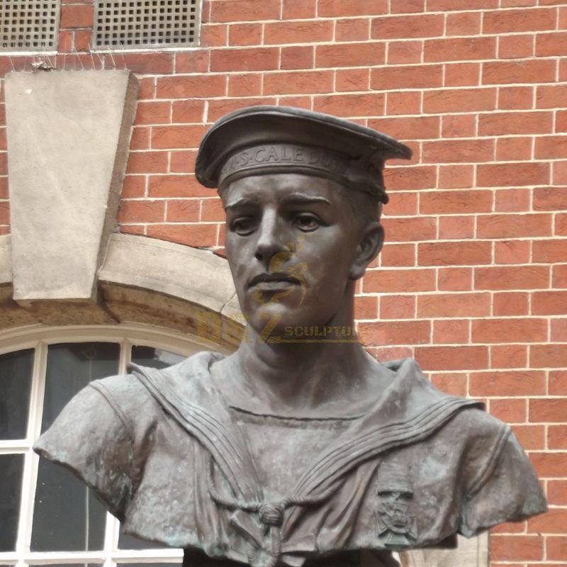 Hot Sale Custom Life Size Cast Soldier Statues