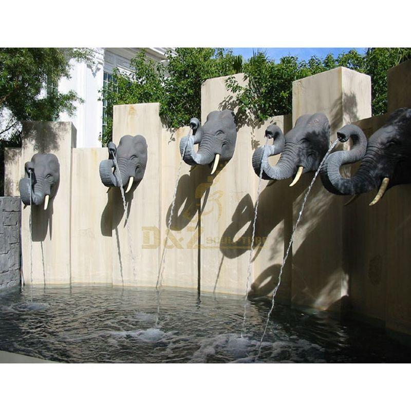 Hot Selling Elephant Statues Large Bronze Sculpture