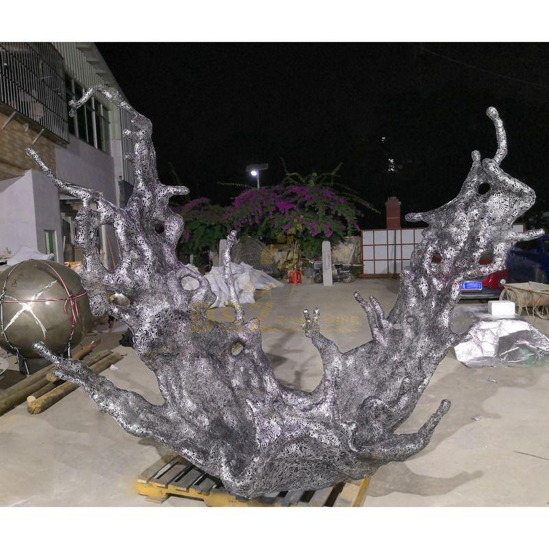 Wholesale Art Decorative Water Drop Craft Abstract Sculpture