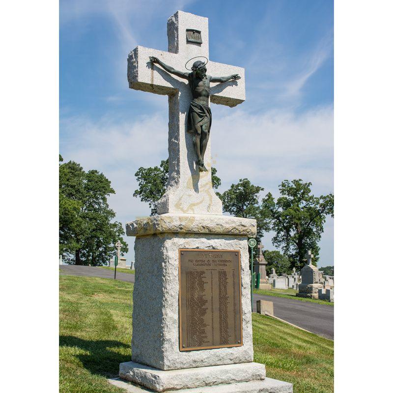 Orthodox Church Metal Stones Cross Lord Jesus Christ