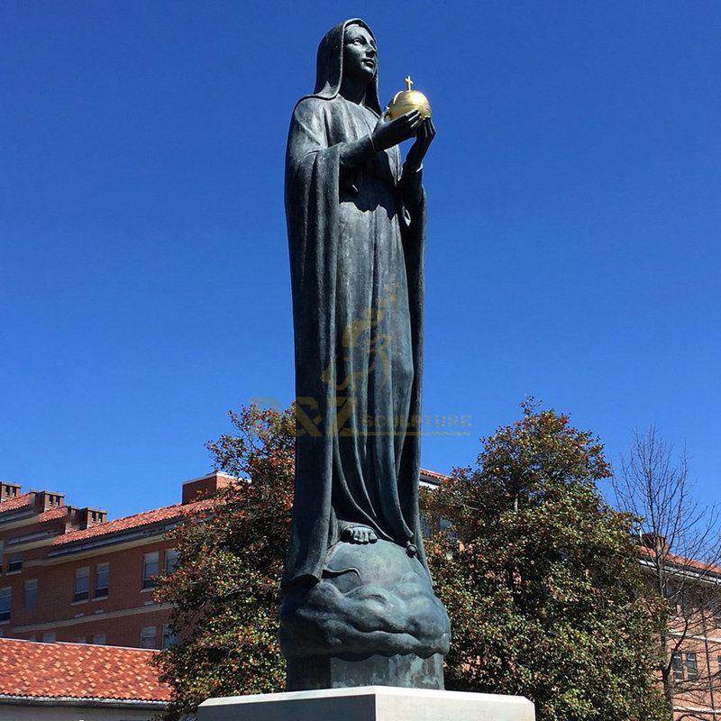 Garden Vintage Religious Statues