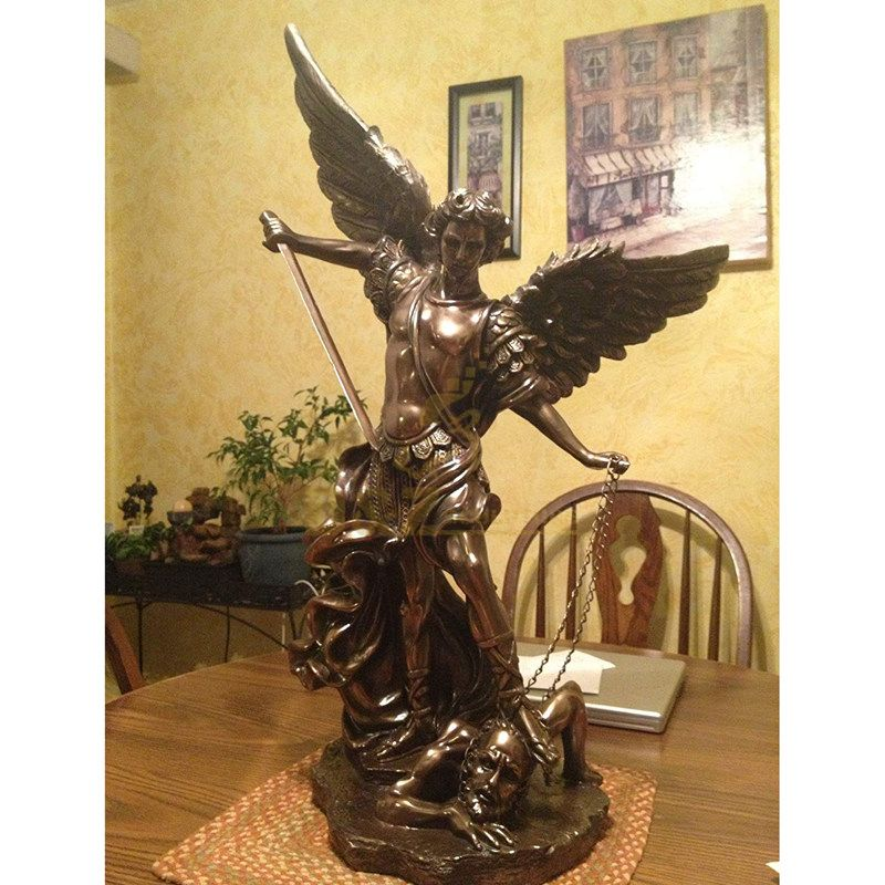 Garden Angel Statue Large Bronze Fountain