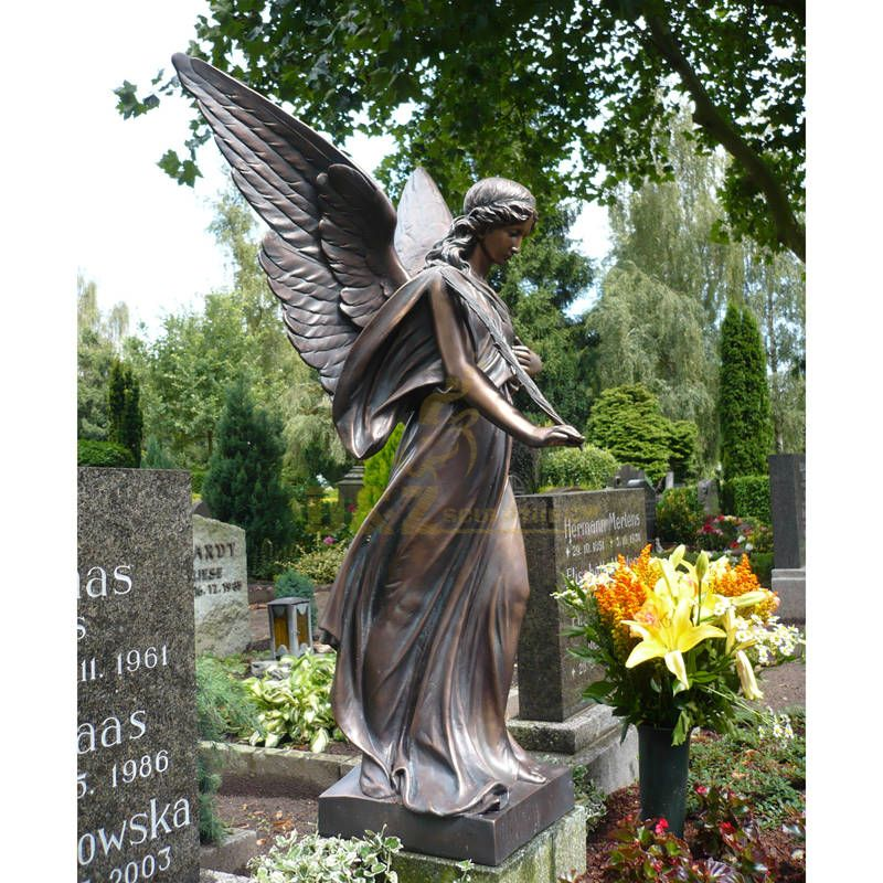 Best Selling Bronze Sculpture Art Deco Angels