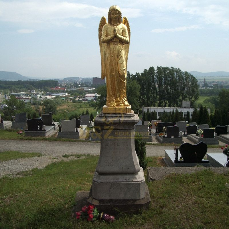 Large Outdoor Garden Bronze Lady Angel Statues