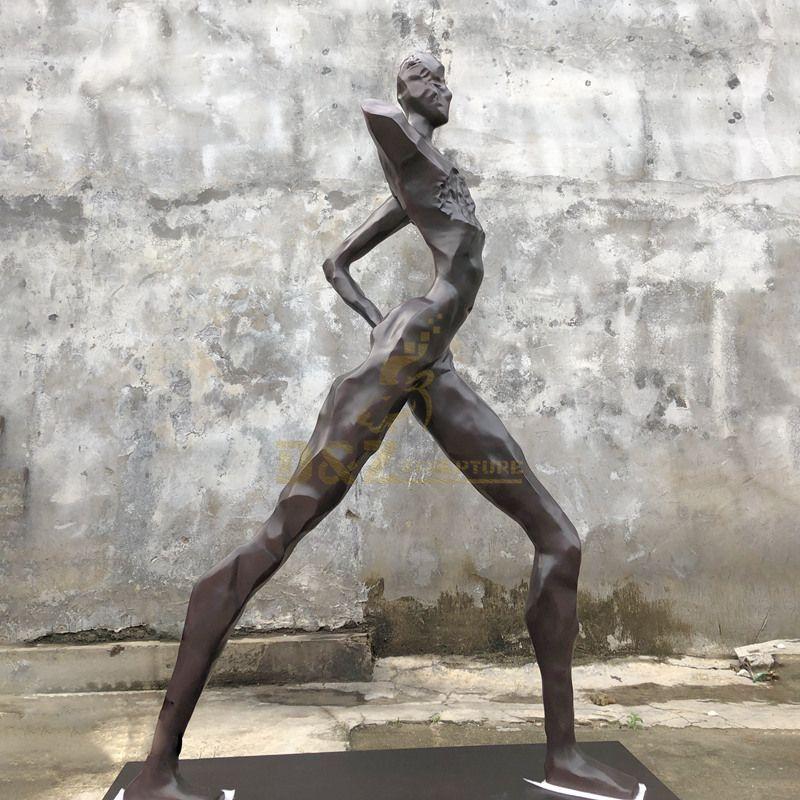 Life Size Famous Classical Figure Bronze Hotel Sculpture