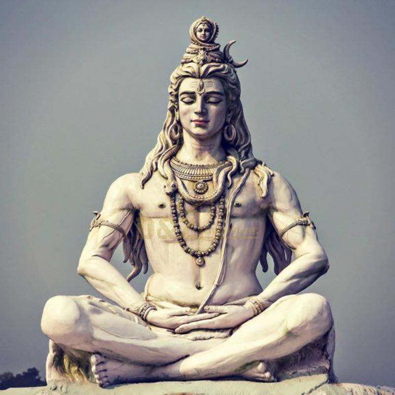 Bronze Custom Handmade Statue Of Shiva