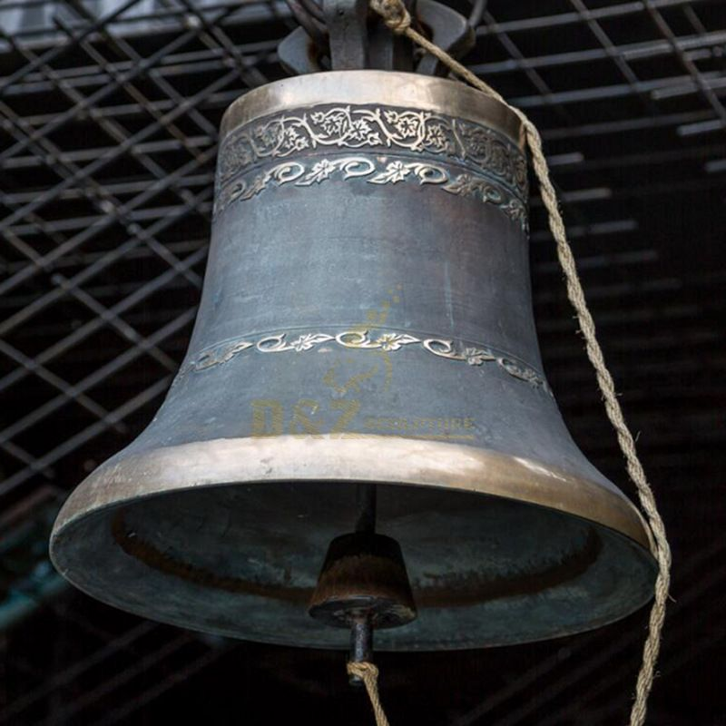 High Quality Temple Bell Large Bronze Church