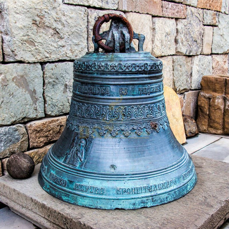 New Products Metal Craft Bronze Temple Bells