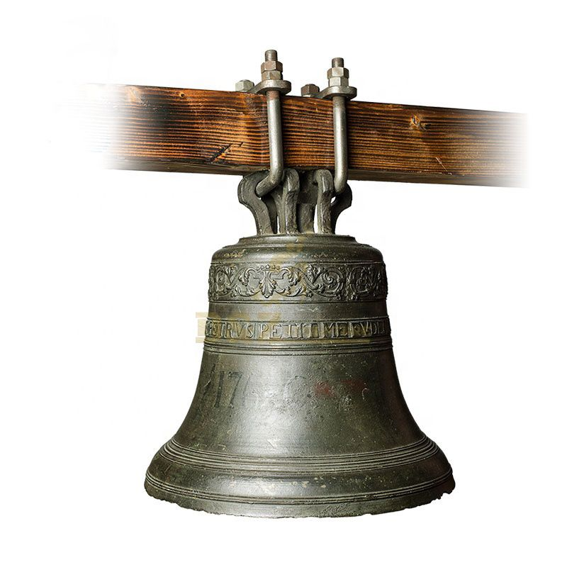 Church Decoration Large Strong Bronze Casting Bell