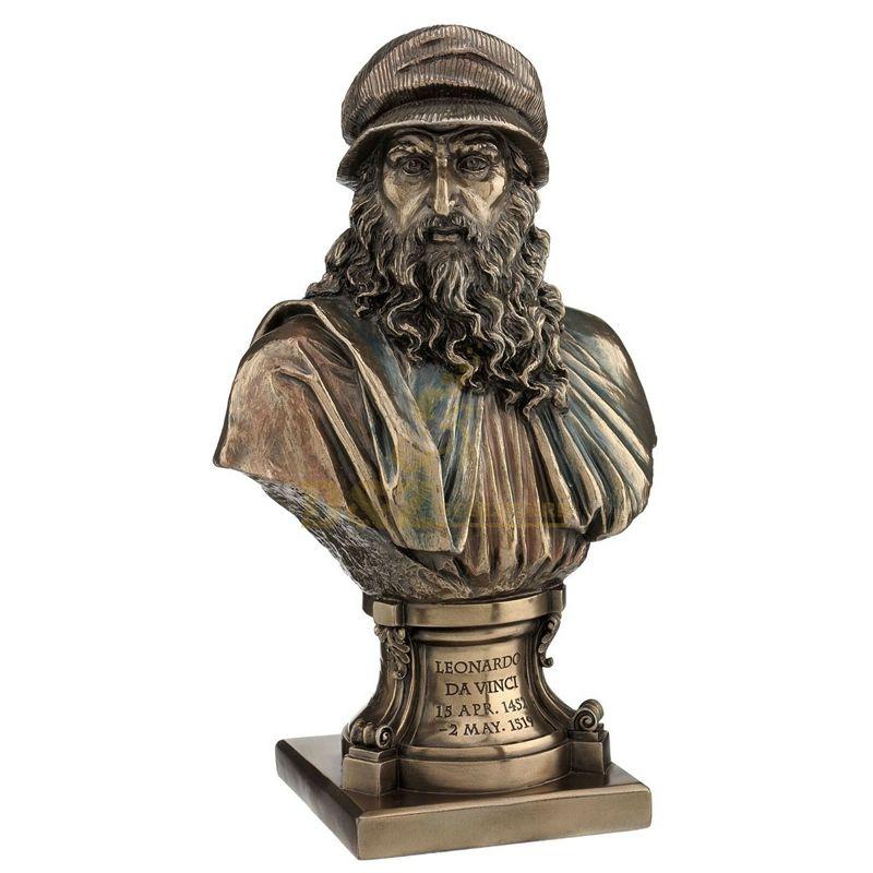 Factory Price Bronze Bust Copper Men Sculpture