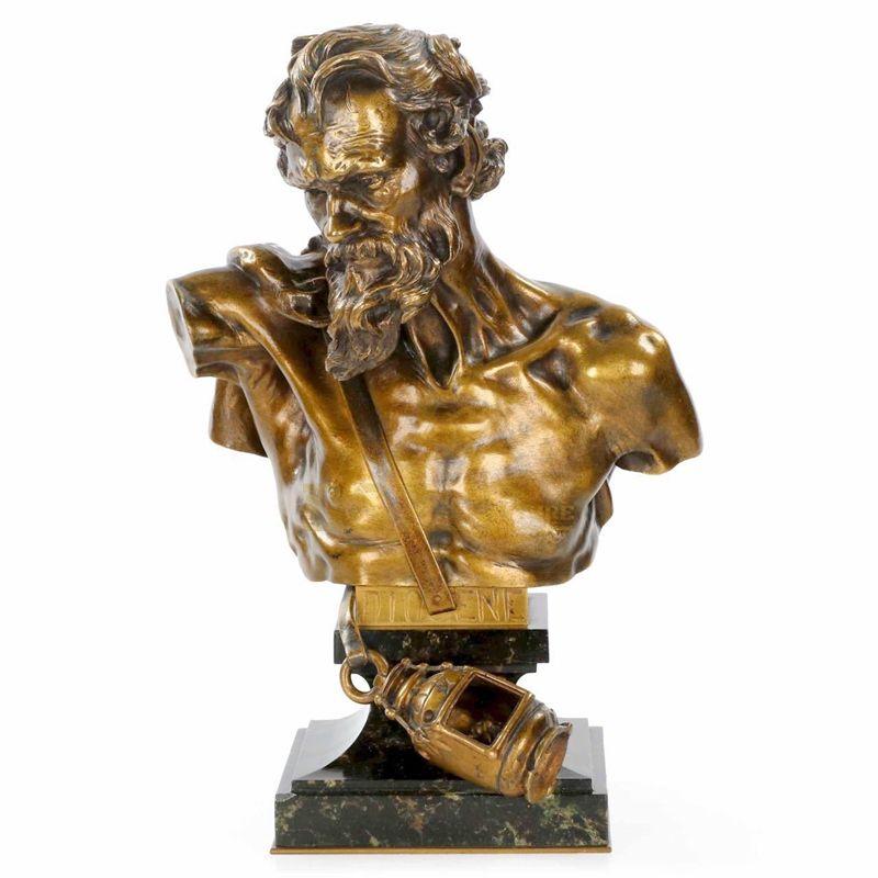 Famous Bronze Cast Bust Statues