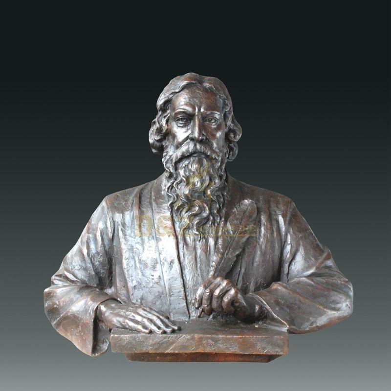 Popular Style Classic Design Bronze Bust Statue