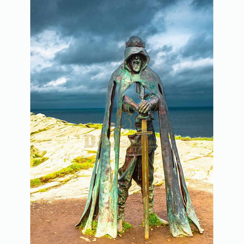 European antique modern bronze figure statue