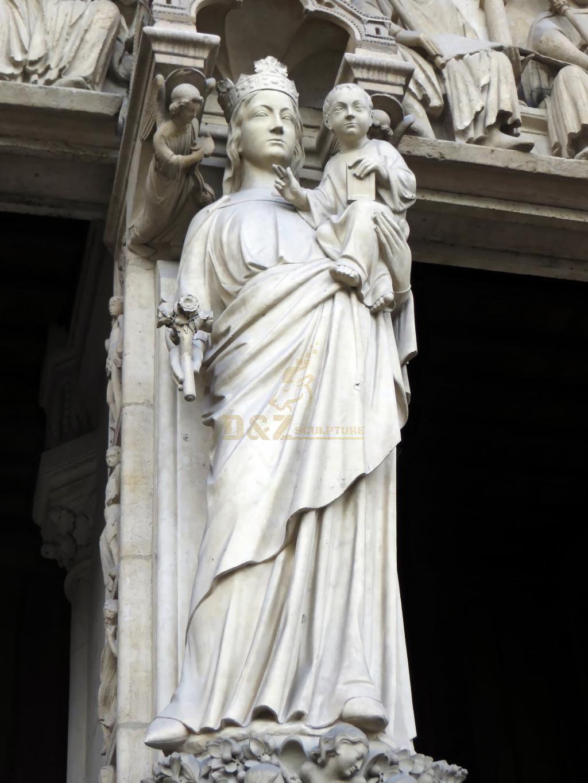 Mary statue outdoor & garden