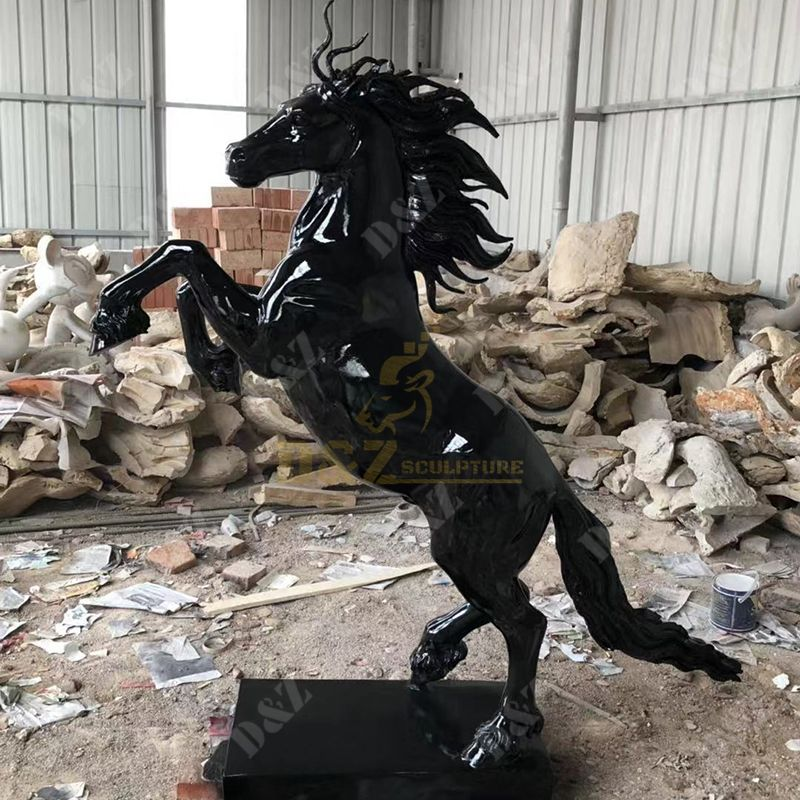horse statues life size