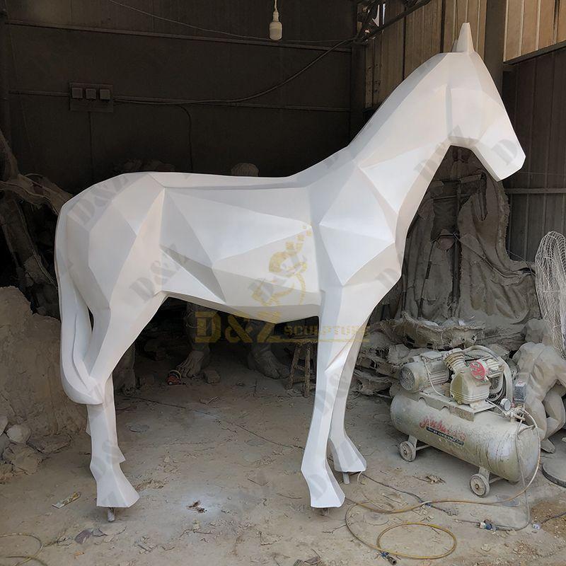 statues of horses