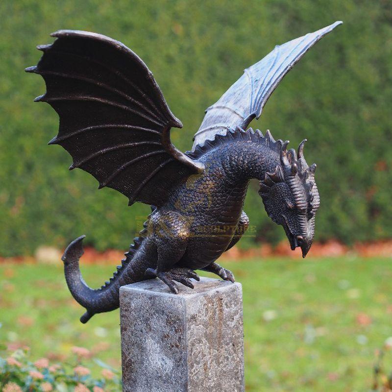 dragon water fountain