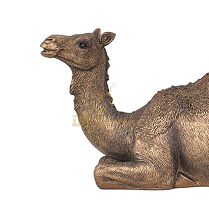 bronze camel