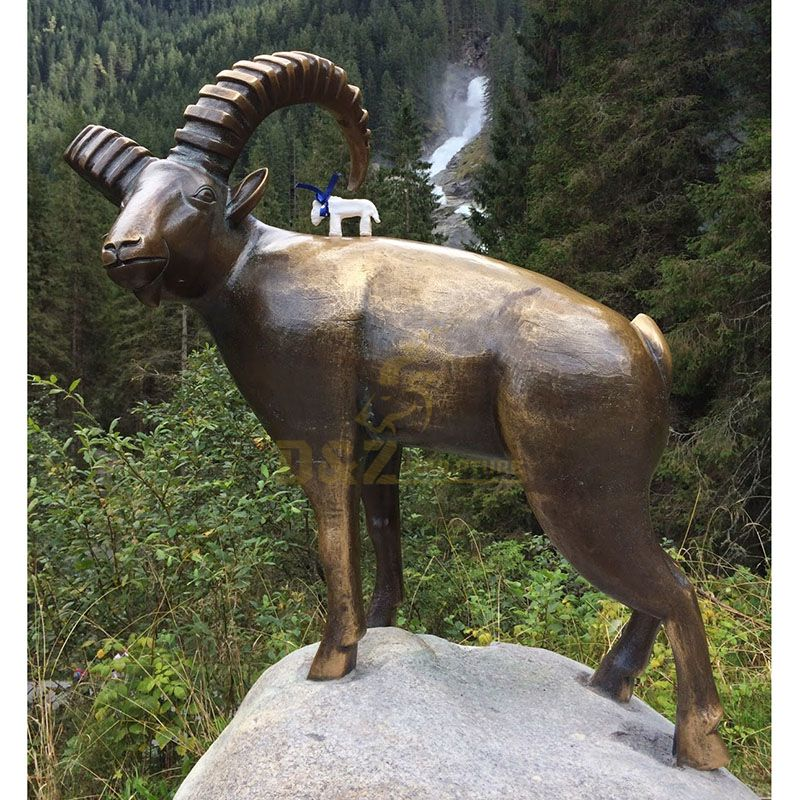 antelope sculpture for sale